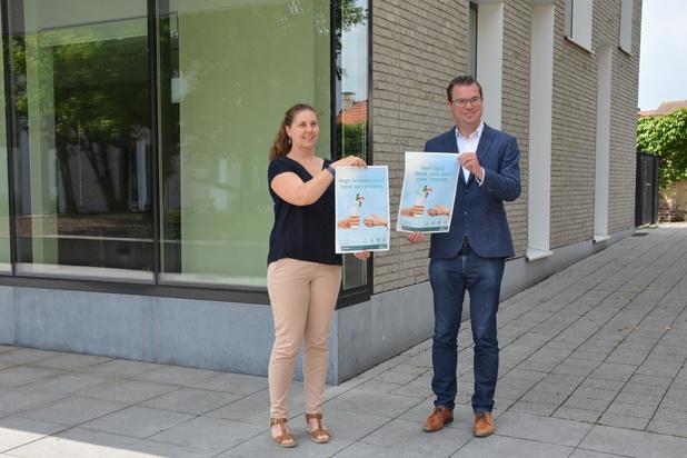 Gemeente Zulte heeft hitteplan klaar