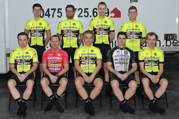 Masters Cycling Team uit Zwevegem hoopt nog sterker voor de dag te komen dan vorig seizoen