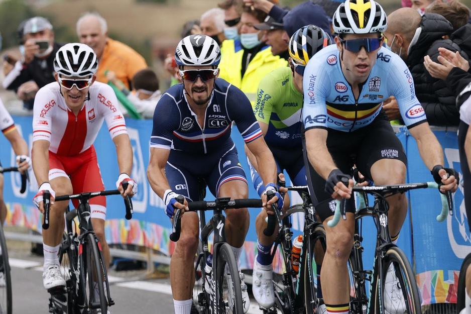 """Johan Museeuw: """"Alaphilippe wint Ronde van Vlaanderen"""""""