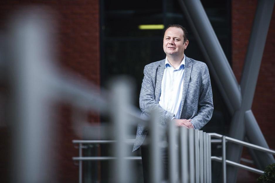 Gunther Gielen (CEO Intervest Offices & Warehouses): 'Logistiek wordt nu naar waarde geschat'