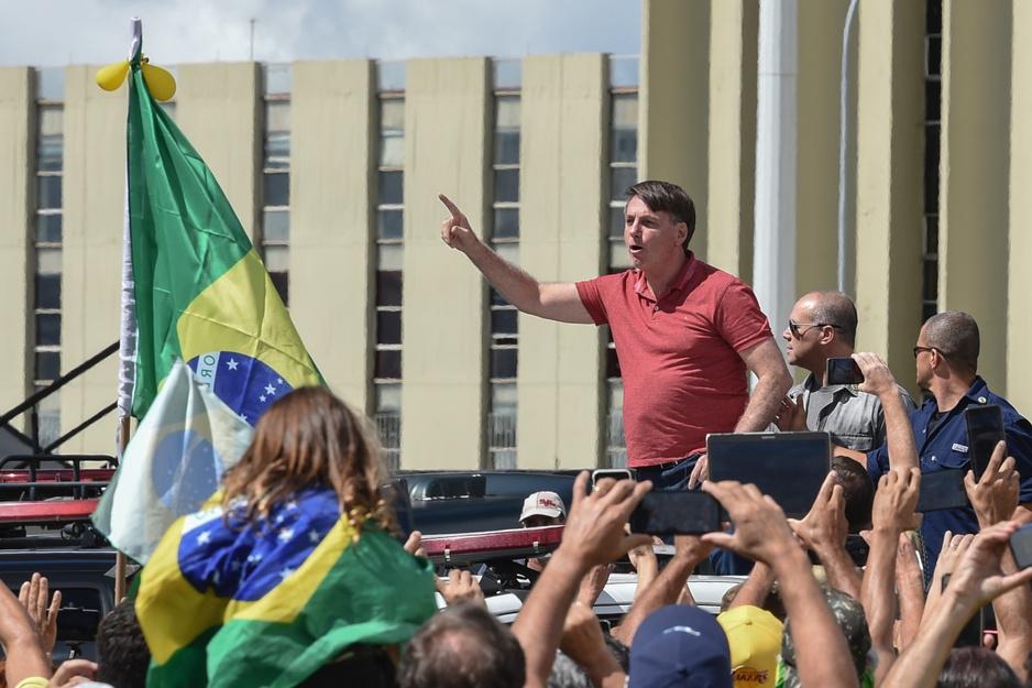 Factcheck: nee, deze steunbetoging voor Bolsonaro vond niet plaats in 2021