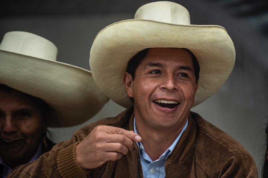 Basisschooldocent schopt het tot president van Peru