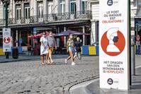 Coronavirus: Des mesures plus strictes à Bruxelles