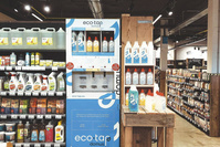 Eco-Tap, des distributeurs de vrac liquide et 100% belge
