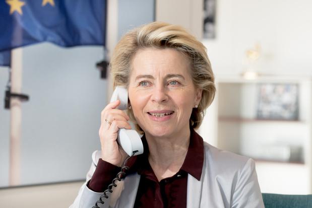Von der Leyen: 'Mogelijk al eind december vaccin voor eerste Europeanen'