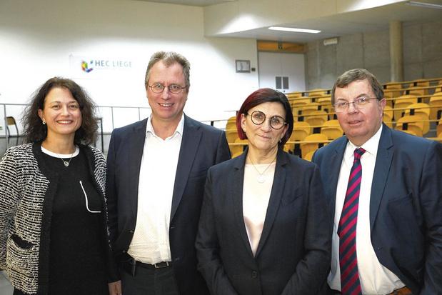 Marie-Kristine Vanbockestal au Forum Financier