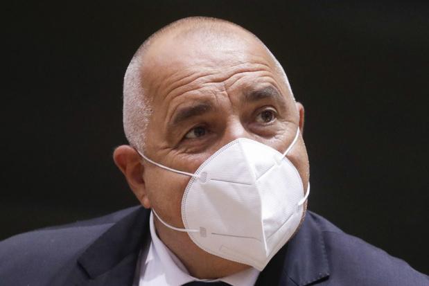 Bulgaarse premier Borisov dient ontslag regering in