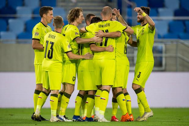 Tsjechië moet na coronabesmettingen van UEFA nieuw elftal en staf oproepen voor duel met Schotland
