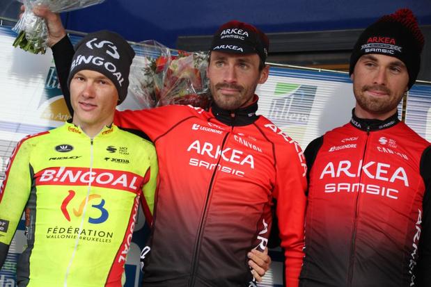 Tweede plaats voor Arjen Livyns in GP de Lillers