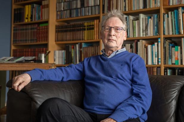 Eddie Verbeke uit Tielt schrijft boek over pater Georges Robberecht