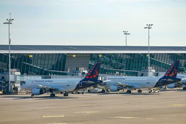 Brussels Airlines heeft overheidssteun bijna volledig opgebruikt