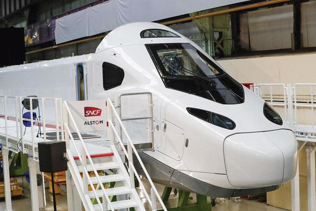 La SNCF dévoile son nouveau TGV