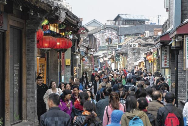 """""""La Chine va vieillir avant d'être riche"""""""