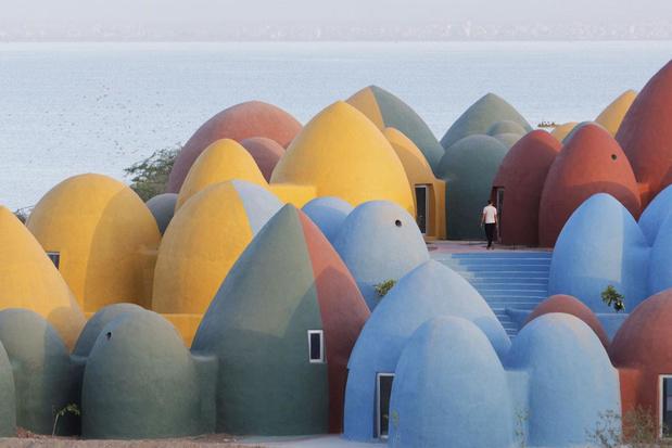 Hormuz, le village iranien qui questionne l'architecture
