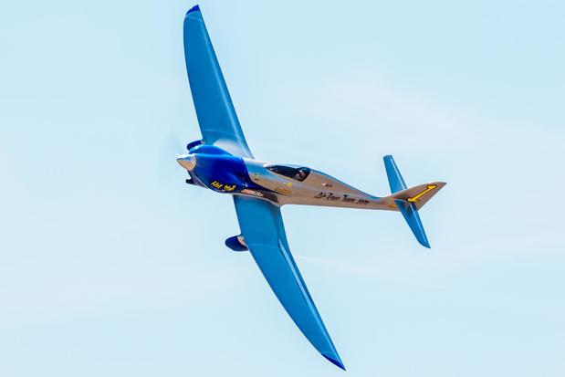Des avions électriques vont faire la course