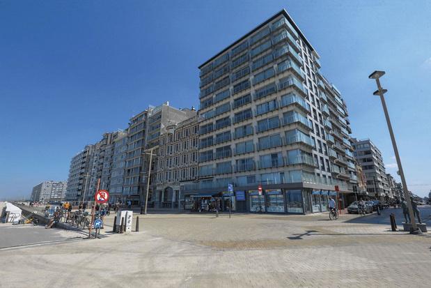 Middelkerke-Westende: station balnéaire populaire, foncier prisé