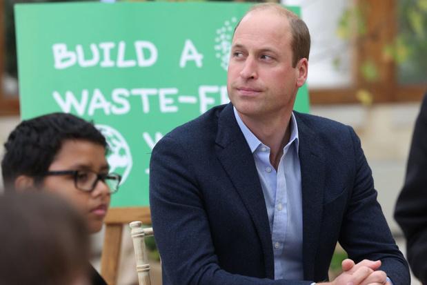 Prins William bekritiseert ruimtetoerisme in aanloop naar klimaatconferentie
