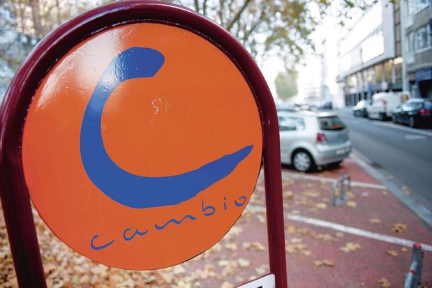 Corona nefast voor deelmobiliteit