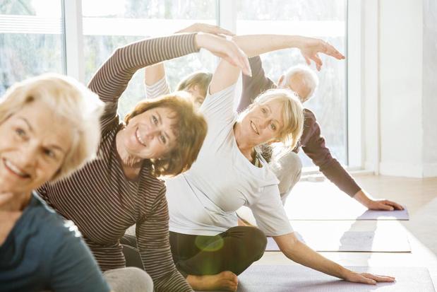 Waarom sporten in de menopauze belangrijk is