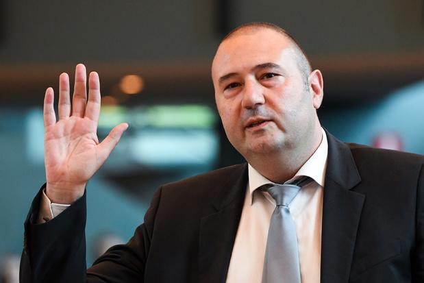 Christophe Collignon (PS): 'De Belgische staat is Vlaams, niet federaal'