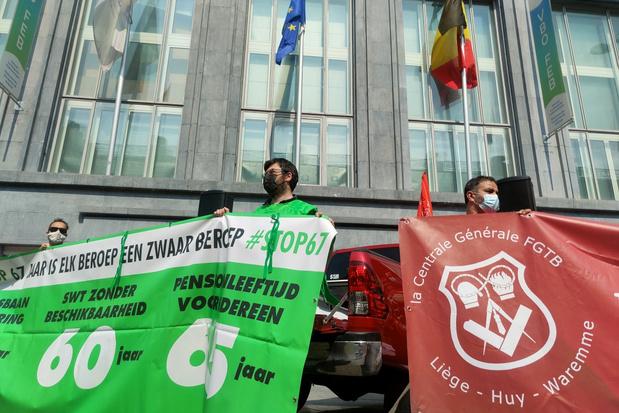 De Croo is blij met akkoord tussen vakbonden en werkgevers over resem sociale dossiers