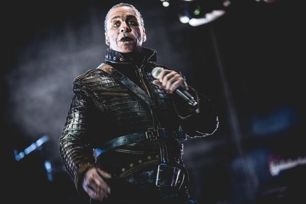 Rammstein verplaatst optreden in Oostende naar 7 augustus 2021