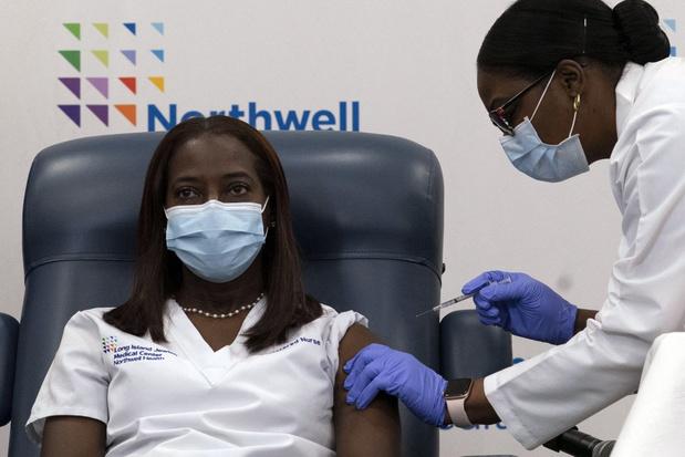 Flacon van eerste in VS toegediende coronavaccin krijgt plekje in museum