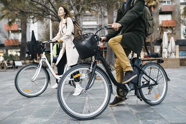 Carton plein pour les vélos électriques