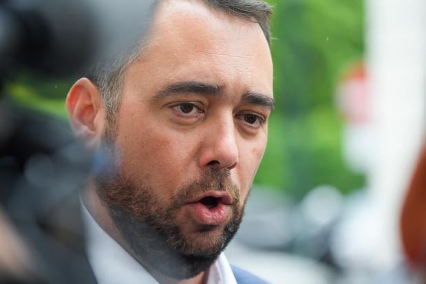 Beleidshonger bij CDH: 'Maxime Prévot hoopt het onderste uit de kan te halen'