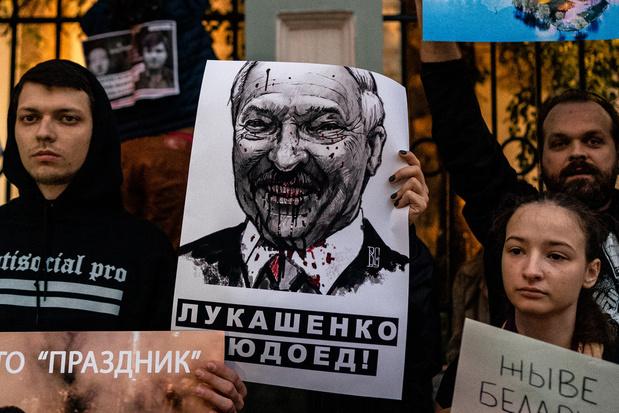 700 mensen opgepakt bij betogingen Wit-Rusland
