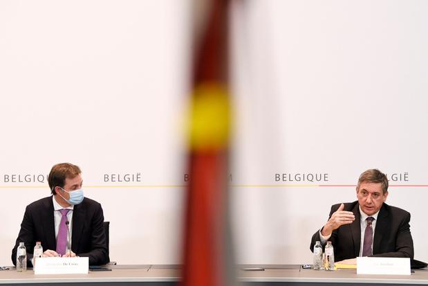 Herbekijk persconferentie na Overlegcomité: wat werd beslist?
