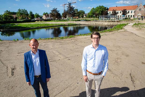 In september start verkoop van appartementen aan Beekvijverpark in Jabbeke