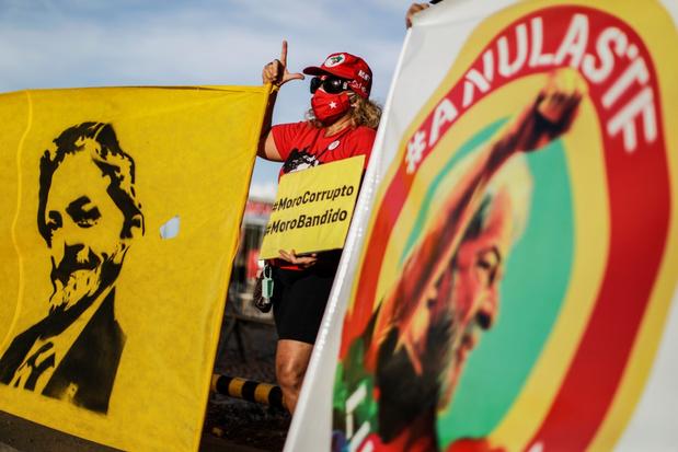 Braziliaanse ex-president Lula wil meedoen aan verkiezingen 2022