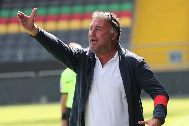Royal Knokke FC lijdt eerste nederlaag Charleroi