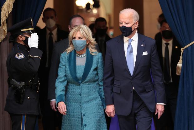 Herlees: Machtswissel in VS - Joe Biden gaat voortvarend aan de slag