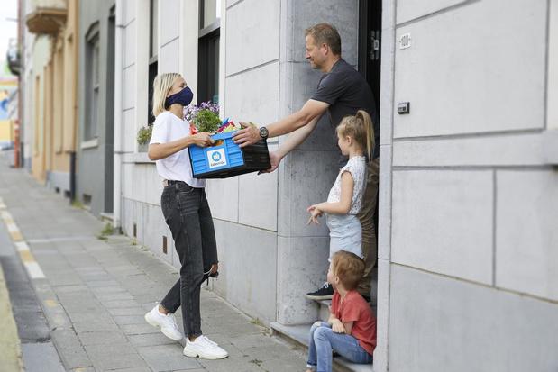 Colruyt breidt thuislevering uit naar Brugge