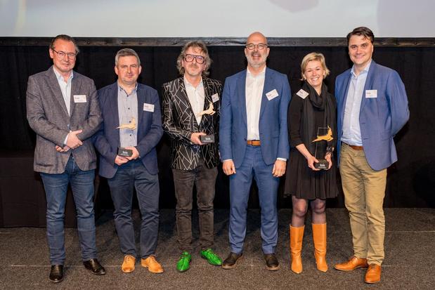 Agristo, beMatrix en C&W Logistics zijn de Ambassadeurs van de West-Vlaamse Trends Gazellen