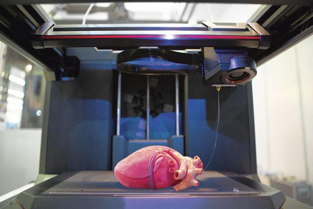 Une pompe cardiaque fonctionnelle, imprimée en 3D, devrait bonifier la recherche