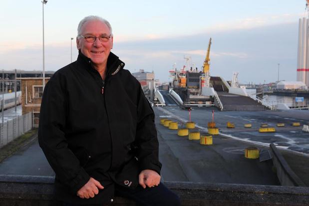 """Daniël Vanhoucke werkte voor P&O: """"Lijn Zeebrugge-Hull had zeker nog een toekomst"""""""