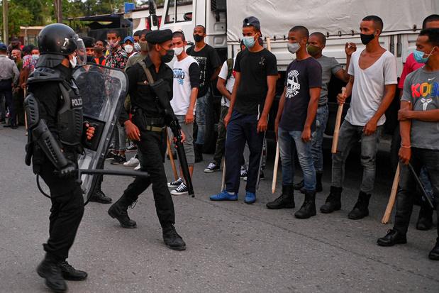 Cubaans regime beperkt toegang tot internet na volksprotesten