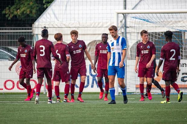 Beloften van Club Brugge wijken voor thuisduels in 1B uit naar Daknam