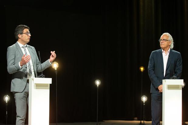 """Van Noppen (UZ Brussel) : """"On n'a pas tiré assez de leçons des erreurs de la 1ère vague. Il n'y a toujours aucune solution structurelle"""""""