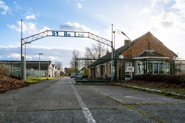 Plannen voor opvangcentrum in kazerne van Sijsele gaan door
