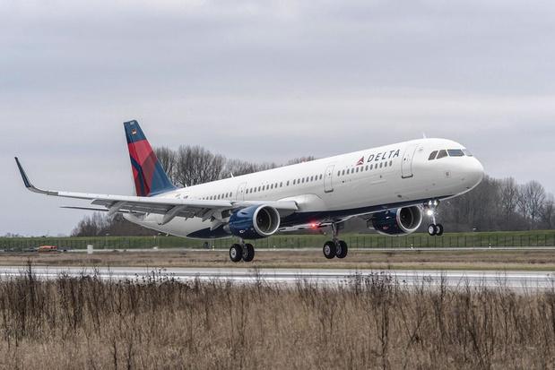 Delta poursuit ses achats chez Airbus