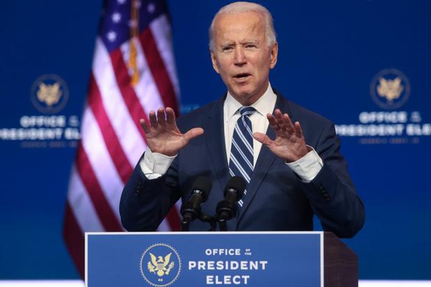 CNN: Buitenlandse felicitaties aan Joe Biden niet doorgestuurd