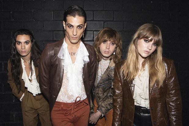 Rip-off van Led Zeppelin of niet, Måneskin is de meest beluisterde rockband van vandaag