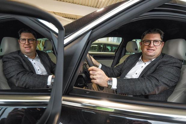 "Gazelles Namur 2021 ""Moyennes Entreprises"": San Mazuin, plein gaz"