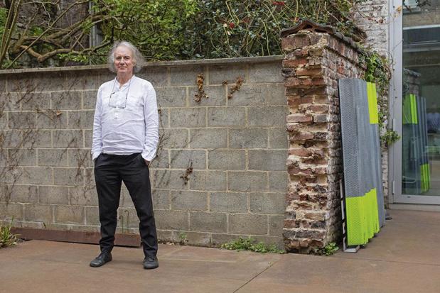 """Pierre Hebbelinck, architecte: """"Habiter une petite ville permet de gagner beaucoup de temps"""""""