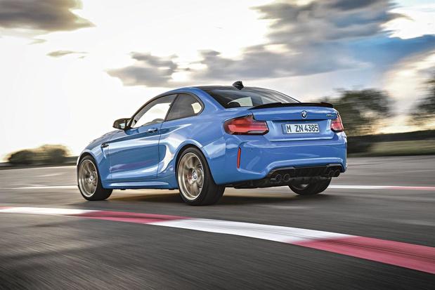La BMW M2 CS, l'héritière