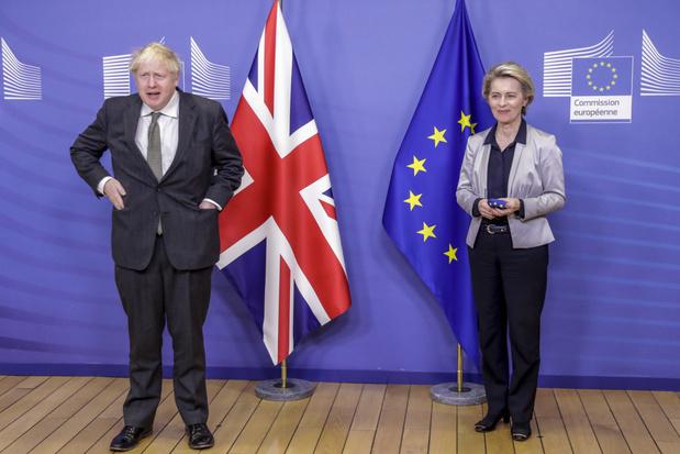 Europese Commissie presenteert noodmaatregelen voor harde brexit